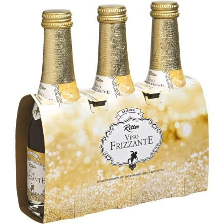 Ritter Vino Frizzante Vino Frizzante 3x 0,2 Liter