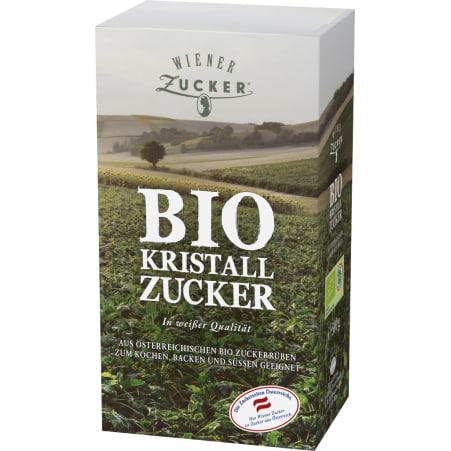 Wiener Zucker Bio Kristallzucker