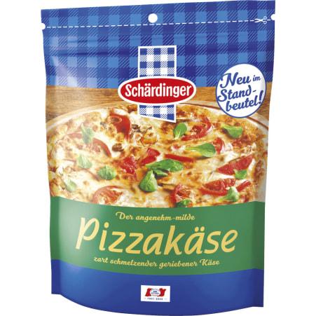 Schärdinger Pizzakäse gerieben mild 400 gr