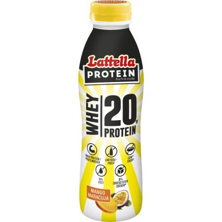 Lattella Proteindrink Mango-Maracuja