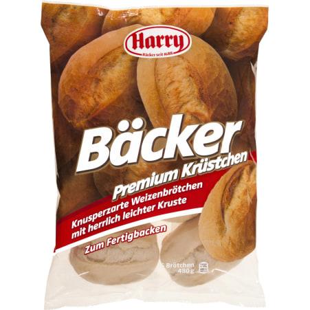 Harry-Brot GmbH Bäcker Premium Krüstchen