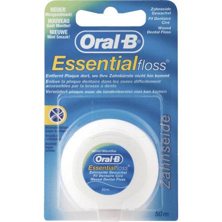 Oral-B Zahnseide Essential Floss Mint