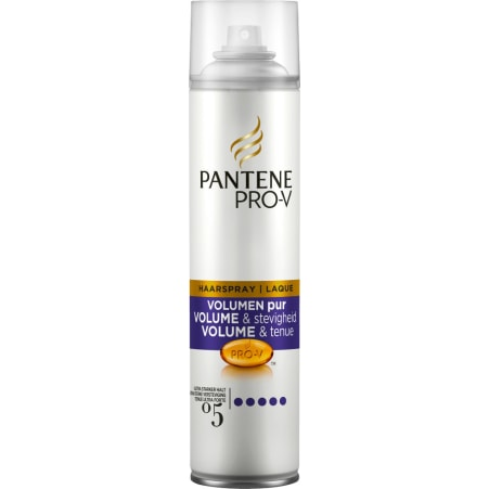 Pantene 3 in 1 Volumen Pur Haarspray
