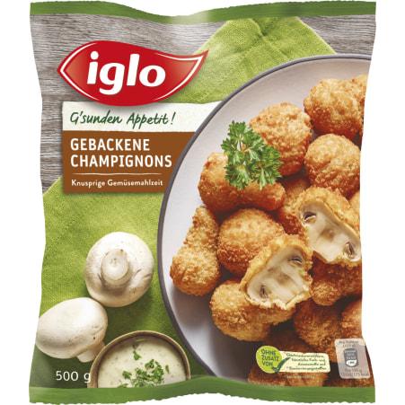 Iglo Gebackene Champignons