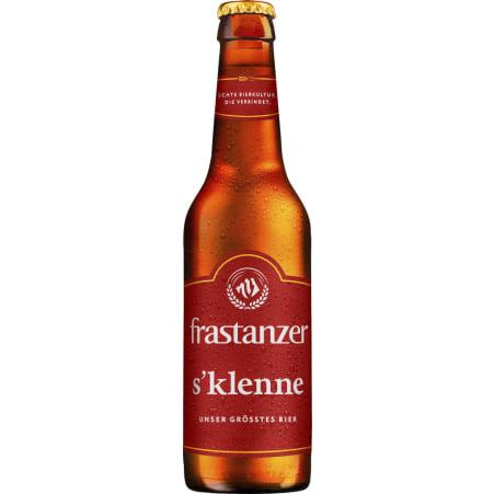 frastanzer s'klenne 0,33 Liter Mehrweg-Flasche