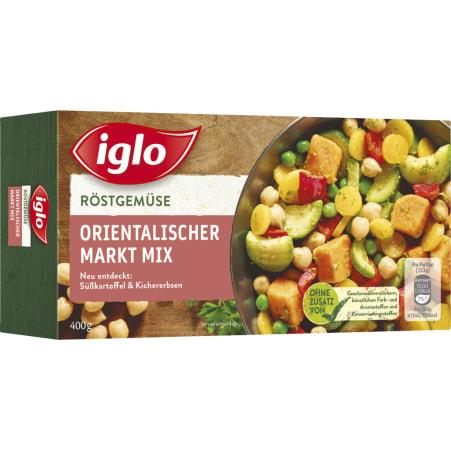 Iglo Röstgemüse Orientalischer Markt Mix