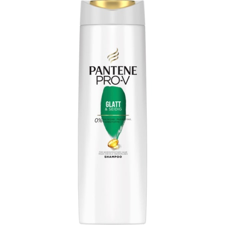 Pantene Glatt & Seidig Shampoo