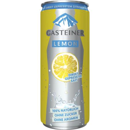 Gasteiner Lemon 0,33 Liter Dose