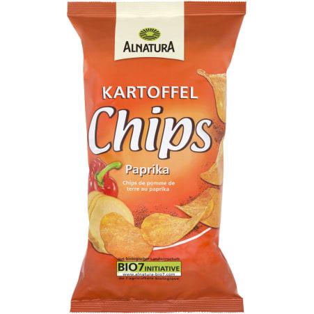 Alnatura Bio Kartoffelchips Paprika