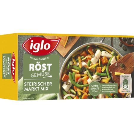 iglo Röstgemüse Steirischer Markt Mix