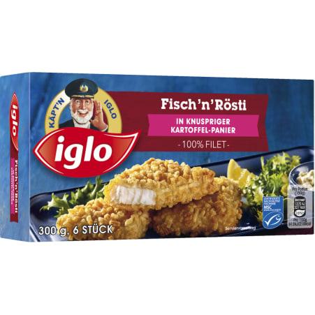 iglo Fisch'n'Rösti MSC