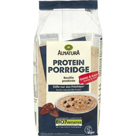 Alnatura Bio Proteinbrei Datteln und Kakao