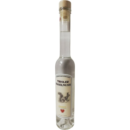 Erber - Der Tiroler Edelbrenner Haselnuss Spirituose 32%