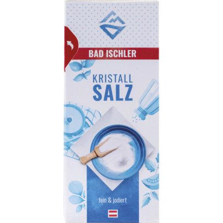 Bad Ischler Kristallsalz jodiert