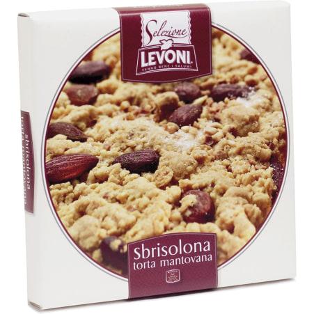 Levoni Torta Sbrisolona Mandeltorte