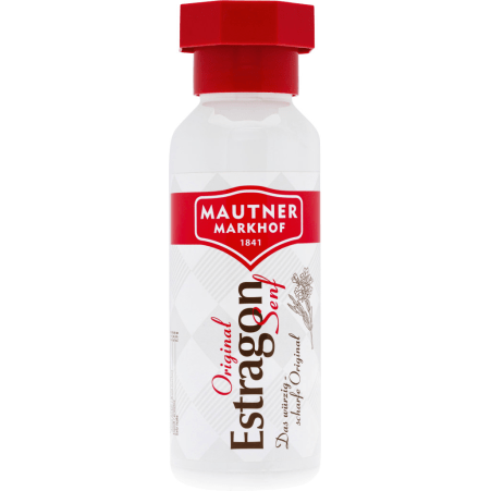 MAUTNER MARKHOF Estragonsenf 500 gr