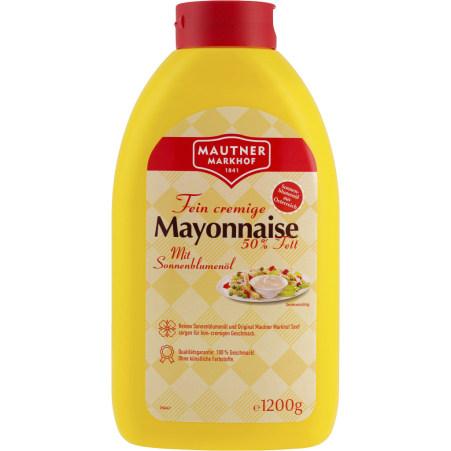 MAUTNER MARKHOF Mayonnaise 50%