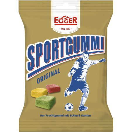 Egger Sportgummi