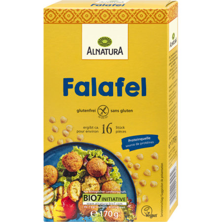 Alnatura Bio Falafel-Mischung