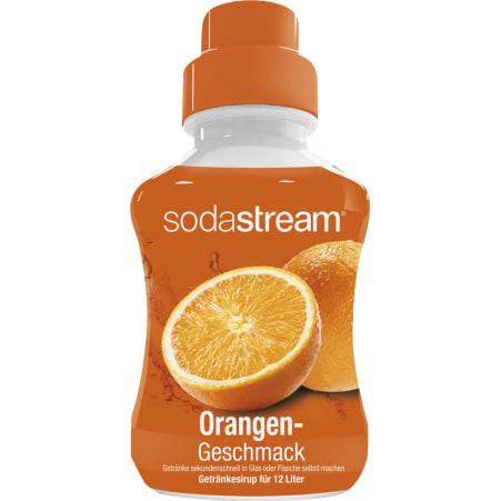 Sodastream Orangen Geschmack 0,5 Liter