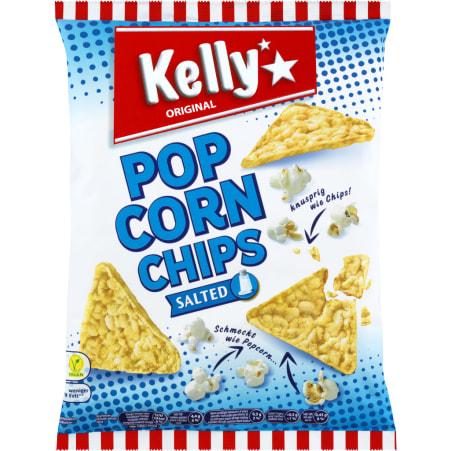 Kelly's Popcornchips salted