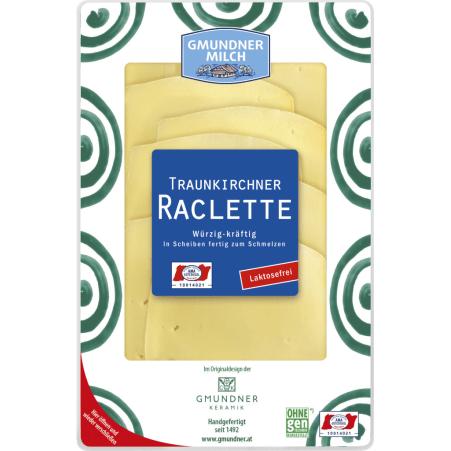 Gmundner Milch Traunkirchner Raclette Scheiben