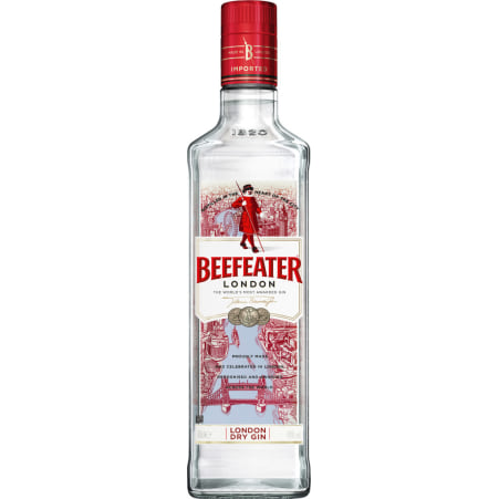 BEEFEATER London Dry Gin 40%