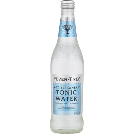 Fever-Tree Mediterranean Tonic Water 0,5 Liter
