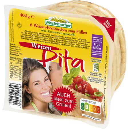 Mestemacher Pita Brot