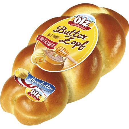 Rudolf Ölz Meisterbäcker GmbH & Co KG Butter Zopf