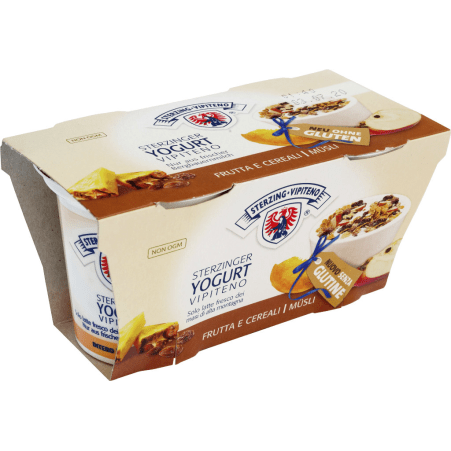 Sterzinger Joghurt Joghurt Früchtemüsli 2er-Packung