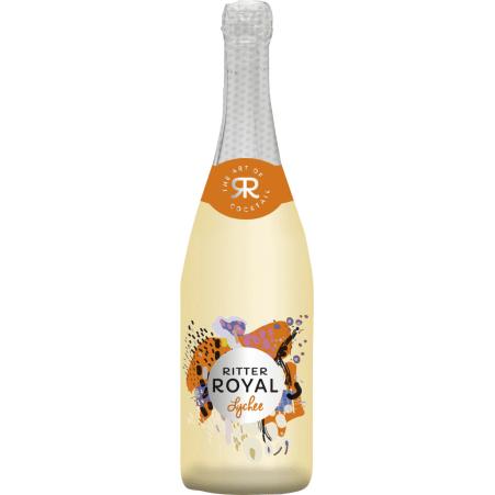 Ritter Royal Fruchtwein-Cocktail Lychee 0,75 Liter