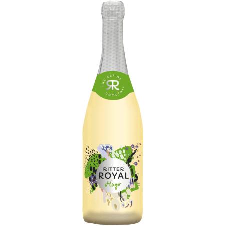 Jules Royal Fruchtwein-Cocktail Hugo