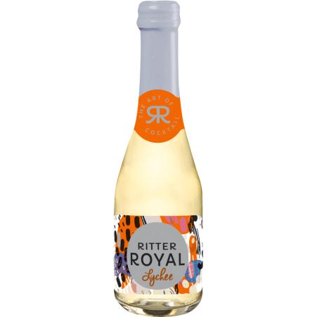 Jules Royal Fruchtwein-Cocktail Lychee 0,2 Liter