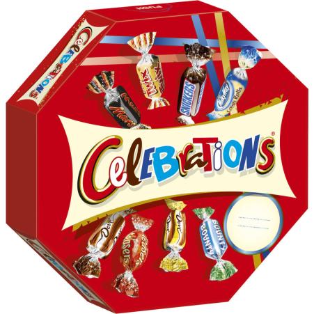 CELEBRATIONS Celebrations 385 gr