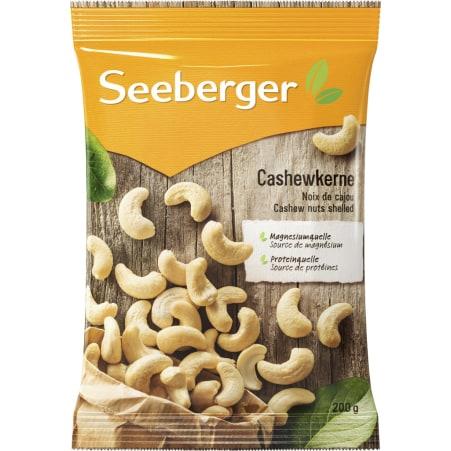 Seeberger Cashewkerne 200 gr
