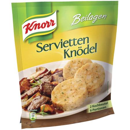 Knorr Serviettenknödel