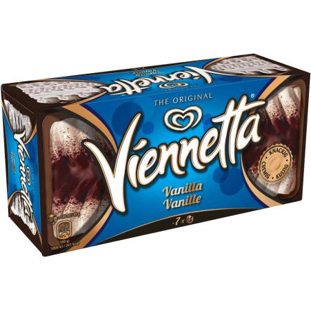 Viennetta Viennetta Vanilla 0,65 Liter