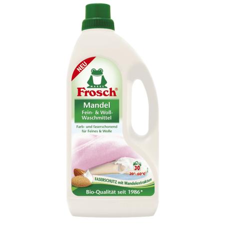 Frosch Fein- & Wollwaschmittel Mandelmilch 30 Waschgänge