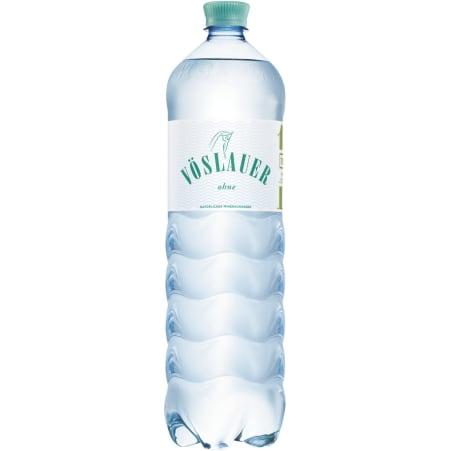 Vöslauer Mineralwasser ohne Kohlensäure Tray 6x 1,5 Liter