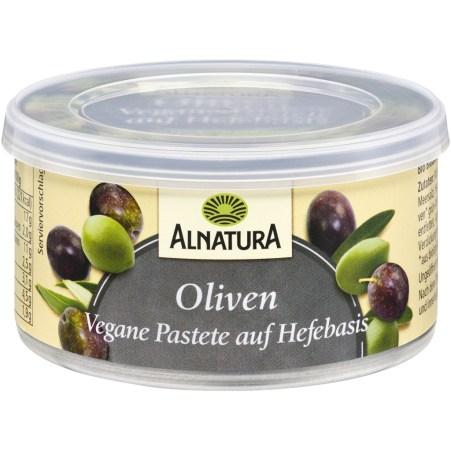 Alnatura Bio Oliven Pastete