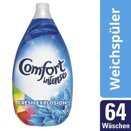 Comfort Fresh Sky Weichspüler 64 Waschgänge