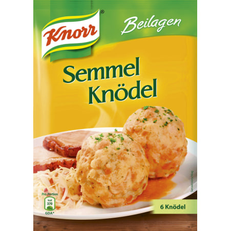 Knorr Beilagen Semmelknödel
