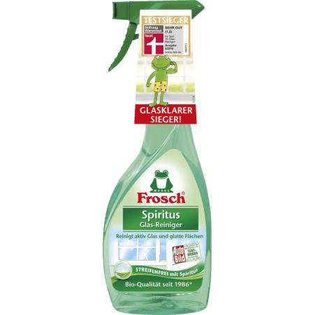 Frosch Glas-Reiniger Spiritus