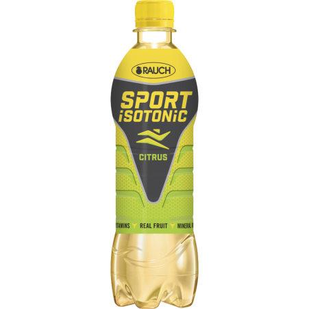 Rauch Sport Isotonic Citrus 0,5 Liter