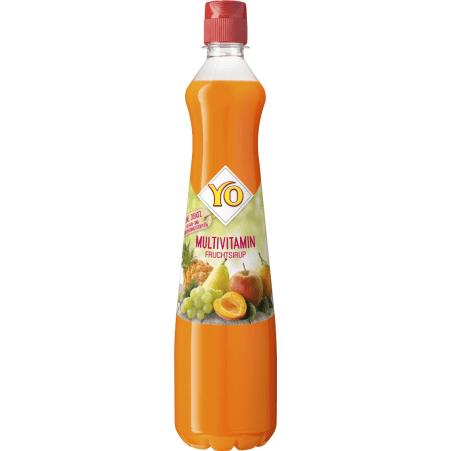 YO Sirup Multivitamin 0,7 Liter