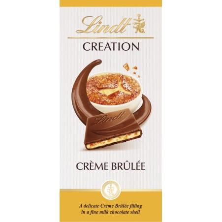 Lindt&Sprüngli Schokolade Creation Creme Brulee