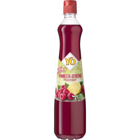 YO Sirup Himbeer- Zitrone 0,7 Liter