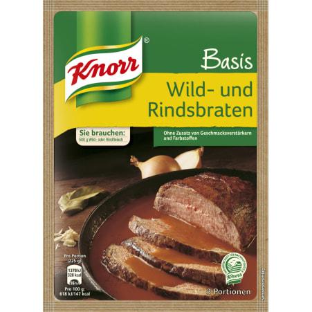 Knorr Basis Wild- und Rindsbraten