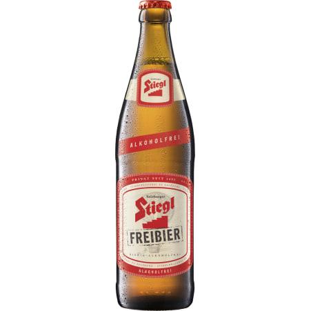 Stiegl Freibier Kiste 20x 0,5 Liter